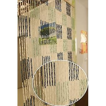 Straw Corn Leaves Door Curtains Braid Partition Handmade Reed Hanging Room