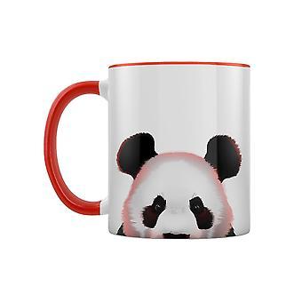 Inquisitive Creatures Panda Two Tone Mug