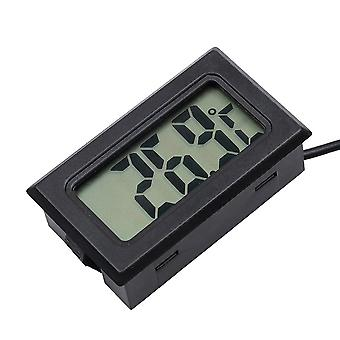 Outdoor Temperature Humidity Mini Lcd Digital Thermometer