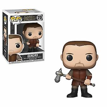 Game of Thrones S9 - Gendry USA import