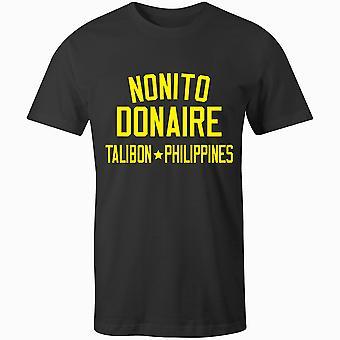 Nonito Donaire Boxing Legend T-Shirt