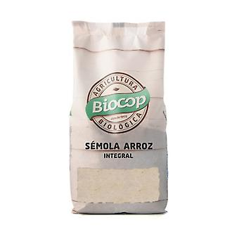 Organic Brown Rice Semolina 500 g