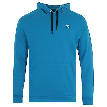 Moose Knuckles Jawbreaker Hooded Sweatshirt - Blue