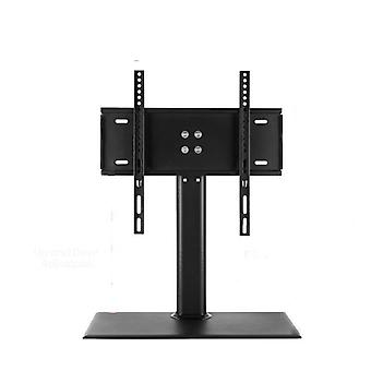 Universal Lcd Flat-screen Tv Desktop Stand With Aluminum Base  (tb001)