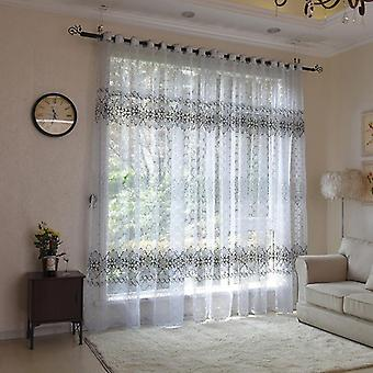 Curtains For Window Tulle Curtains Drapes ( Set 4)