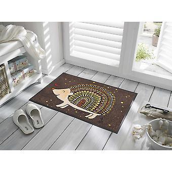 tvätt+torr dörrmatta Isolde 50 x 75 cm tvättbar smutsmatta