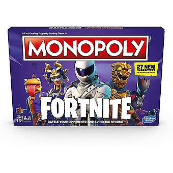 Hasbro gaming monopoly: fortnite edition board game for ages 13 years