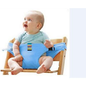 Baby Portable High Chair Booster Safety Seat Strap Harness Belt