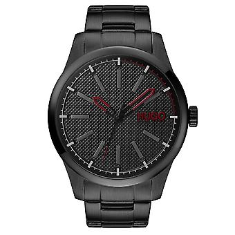 HUGO Hugo 1530148 Invent Black And Red Mens Watch