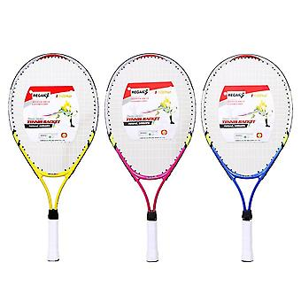 Teenager's tennis racket with firm nylon wire perfect for chindren training 1 pc