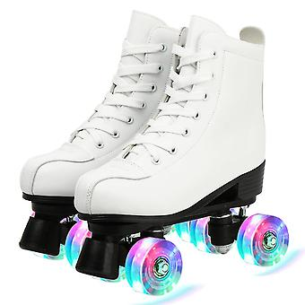 Women 21 Choice Pu Microfiber Roller Skates( Set 1)