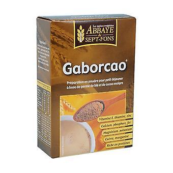 Gaborcao (Wheat germ & lean cocoa) 250 g (Cocoa - Wheat)