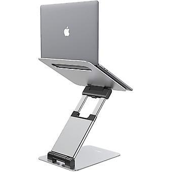 """Wokex Laptop Ständer: Ergonomisch Notebook stnder Verstellbar Hhe von 2.1""""zu 21"""