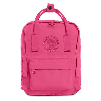 Fjallraven-re-Kanken mini Special Edition återvunnen ryggsäck för Everyday-Rosa Ros