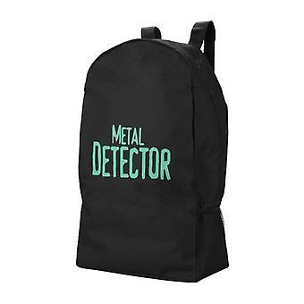 Metal Detector Carry Bag Outdoor Adventure Borse in tela zaino di grande capacità
