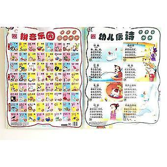 Ääni Pinyin Learning Flip Chart