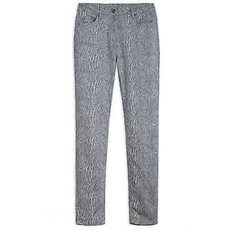 Sandwich Clothing Patterned Trousers