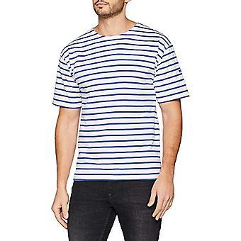 Armadura Lux Marini re h viec Homme Camiseta, Blanco (Dw5 Blanc / Etoile Dw5), X-Large (Tamaño Fabricante: 5) Hombres