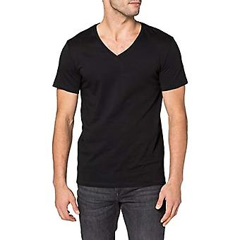 TOM SKRÄDDARE Denim 1025934 2-Pack Longsleeve T-Shirt, 29999-Svart, XL Herr