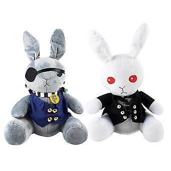 Kuroshitsuji שחור באטלר קטיפה צעצוע חמוד בובה רכה ממולא דמות לילדים