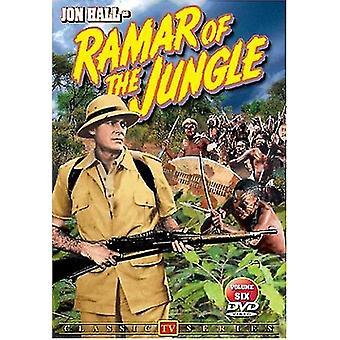 Ramar of the Jungle: Vol. 6 [DVD] USA import