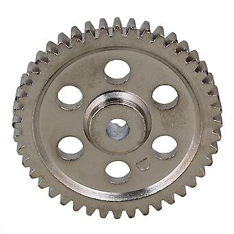 For 05112 Silver Steel Metal 44 Teeth 44T Differential Main Gear for HSP RC 1:10 Car WS5244