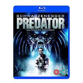 Predator Ultimate Edition Blu-ray
