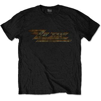 ZZ Top - Twin Zees Vintage Miesten pieni t-paita - Musta