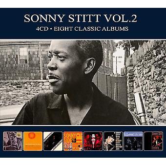Sonny Stitt - Eight Classic Albums Vol. 2 CD