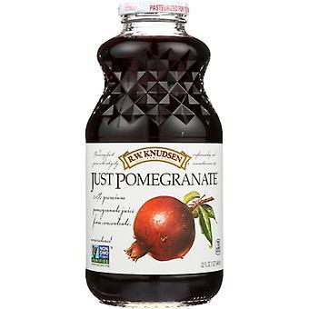Knudsen Juice Just Granaattiomena, Kotelo 6 X 32 Oz