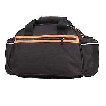 40*18*21.5Cm foldable bicycle rear rack bag, portable waterproof cycling bag az10845