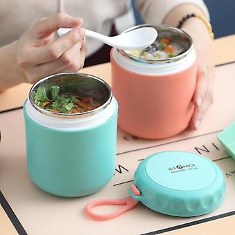 Stainless Steel Lunch Box Insulation Container