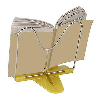 قابل للتعديل زاوية قابلة للطي المحمولة كتاب القراءة حامل الوثيقة