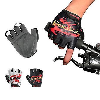BOODUN halfvinger rijden handschoen mannen en vrouwen zomer outdoor motorfiets rijden beschermende Fi