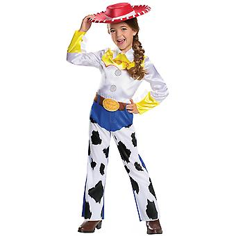 Jessie Cowgirl Classic Toy Story 4 Disney Movie Toddler Girls Costume 3T-4T