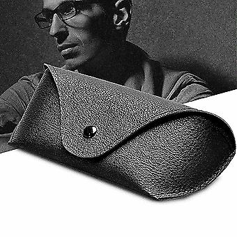 Pu Leather Glasses Case Cover Sunglasses Holder Box