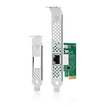 HP Intel Ethernet I210-T1GbE NIC, Internal, Cable, PCI Express, Ethernet, 1000 Mbps