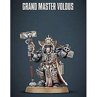 Games Workshop Warhammer 40,000 Grey Knights Grand Master Voldus