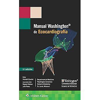 MANUAL WASHINGTON ECOCARDIOGRAFIA 2E