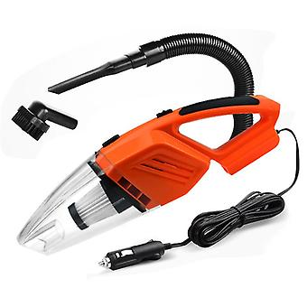 Portable Car Vacuum Cleaner Wet And Dry Dual Use Super Suction 120W Car Vacuum Cleaner