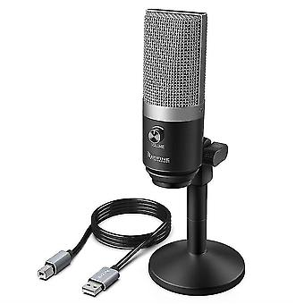 Microphones usb microphone for laptop and computers for recording  streaming  twitch  voice overs podcasting for