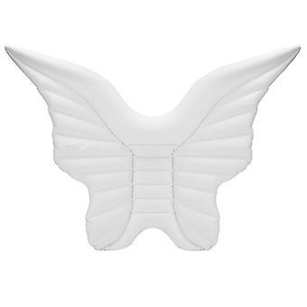 Angel Wing Zwembad Ligstoel Raft, Opblaasbare Water Lounge Butterfly Wings