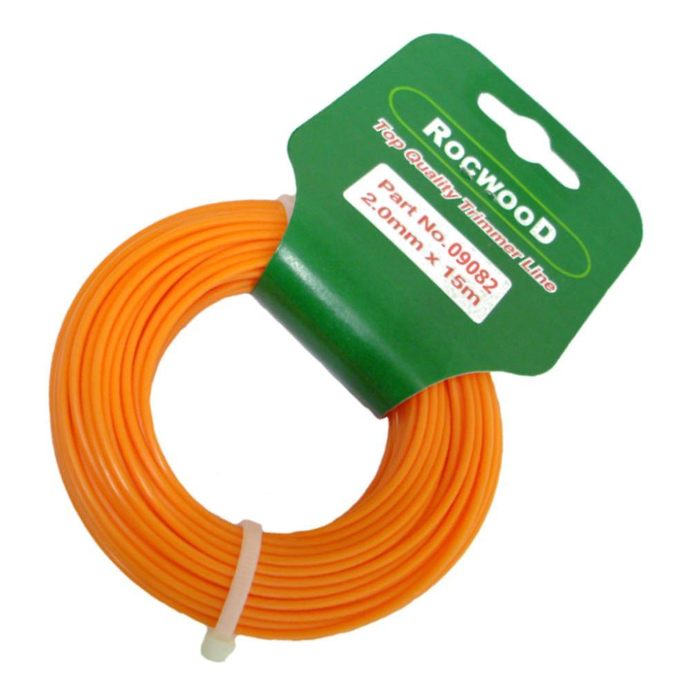 Nylon Brushcutter Strimmer Line (cord) 2.4mm x 15 m Metres MTR