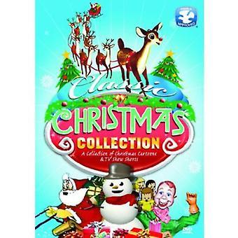 Classic Christmas tegnefilm [DVD] USA importerer