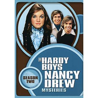 Die Hardy Boys Nancy Drew Mysteries: Staffel 2 [5 DVDs] [DVD] USA Import