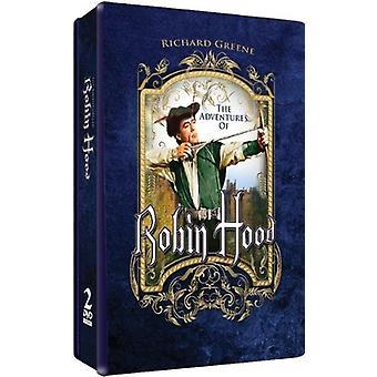 Adventures of Robin Hood - Adventures of Robin Hood (1955-56) [DVD] USA import
