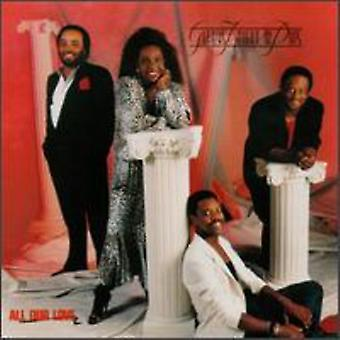 Gladys Knight & the Pips - All Our Love [CD] USA import