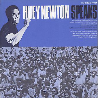 Huey P. Newton - Huey Newton Speaks [CD] USA import