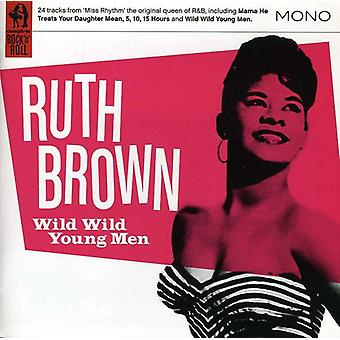 Ruth Brown - Wild Wild Young Men [CD] USA import