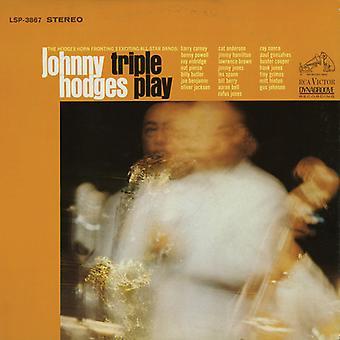 Johnny Hodges - Triple Play [CD] USA import